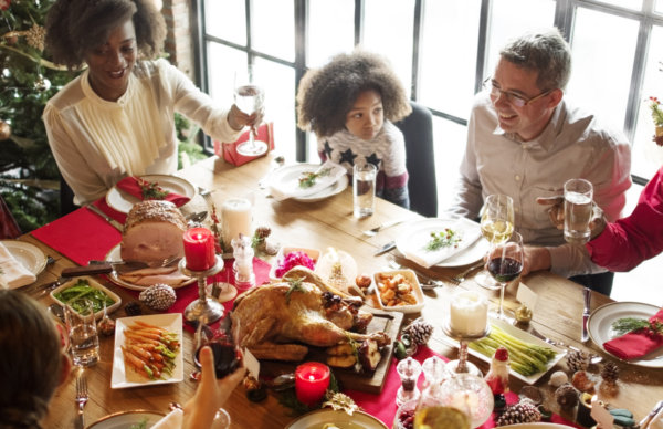 10 Ways For Healthy Holidays