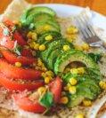 Avocado Basil Close Up 1143754
