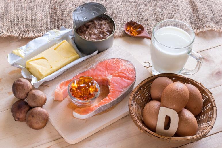 Belang Van Vitamine D Tijdens De Winter