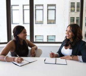 Adult African American People Black Women Business 1181605
